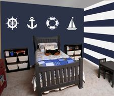 Sailor wall decals stickers from modern wall graphics