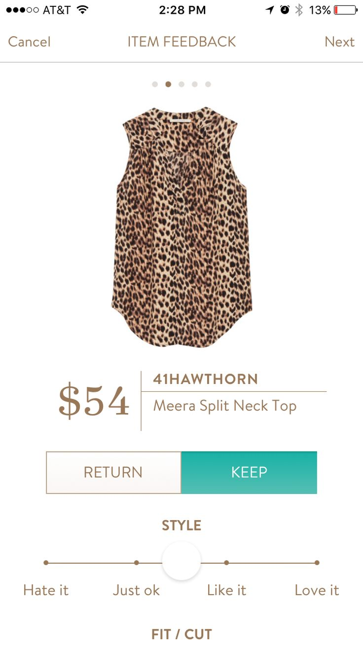 41hawthorn meera I love Stitch Fix! Personalized styling service and it's amazing!! Fill out a style people with sizing and preferences. Then your very own stylist selects 5 pieces to send to you to try out at home. Keep what you live and return what you don't. Try it out! https://www.stitchfix.com/referral/5634870