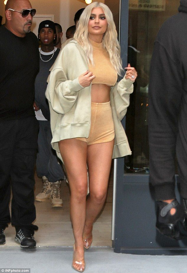 Kim 2.0: Kylie Jenner made sure all eyes were on her in a very racy outfit as…