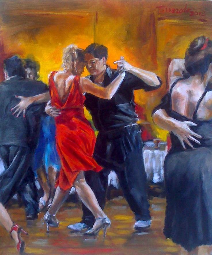 картинки танго милонга