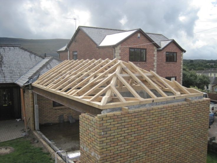 Case Study Oak Hipped Roof By Hip Roof Metal Building