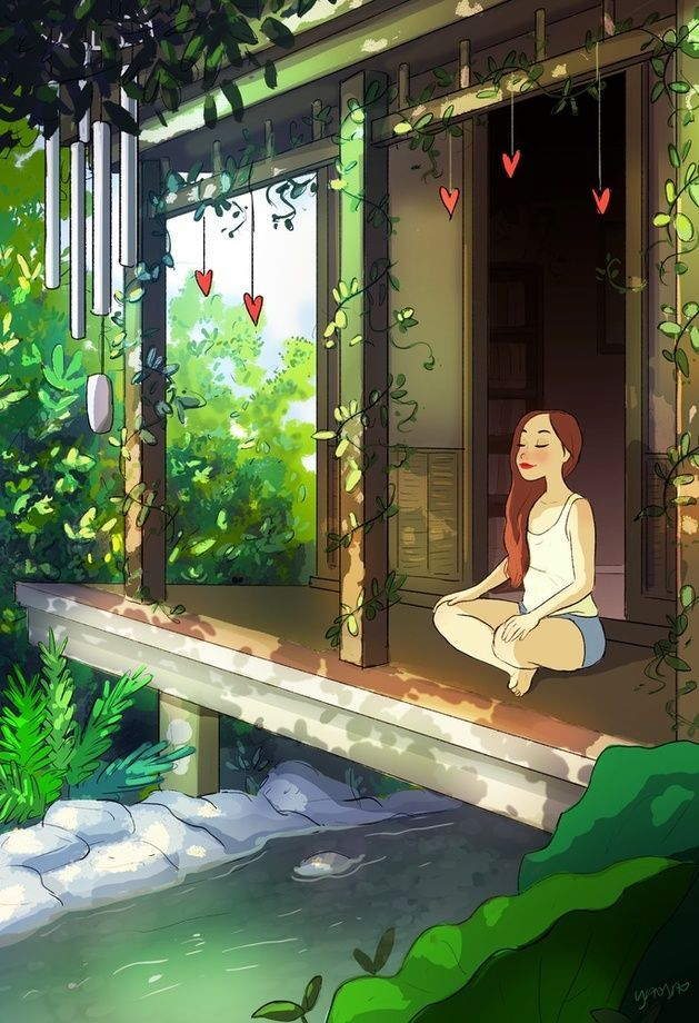 Good Vibes An Art Print By Yaoyao Ma Van As In 2020 Alone Art
