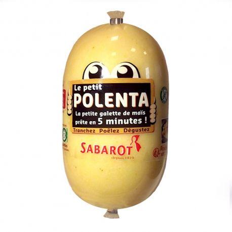 Petit polenta prêt à trancher (500g)