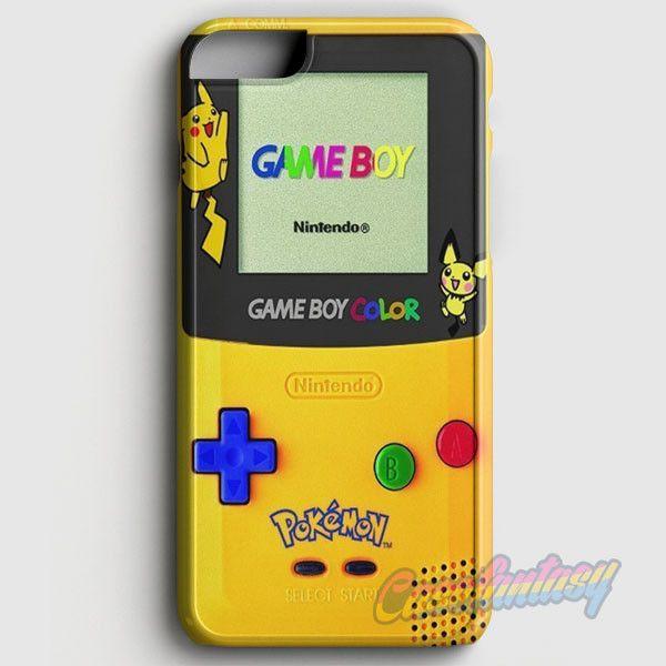 Yellow Gameboy Pokemon iPhone 6/6S Case | casefantasy