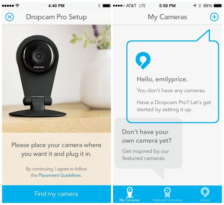 Dropcam launched Dropcam Pro on Thursday, the next-generation of its popular internet-connected camera.