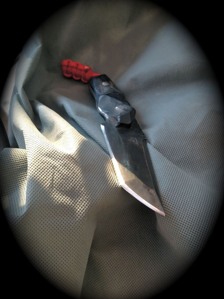 AiFerriCorti tactical tanto knife