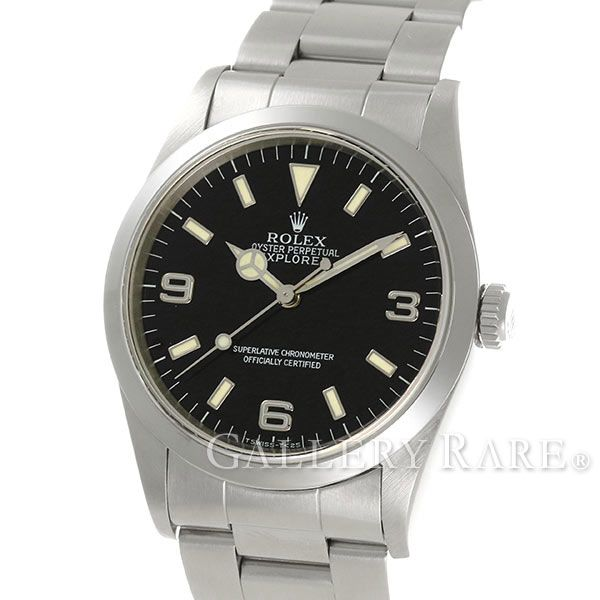 ロレックス エクスプローラー1 P番 14270 ROLEX 腕時計