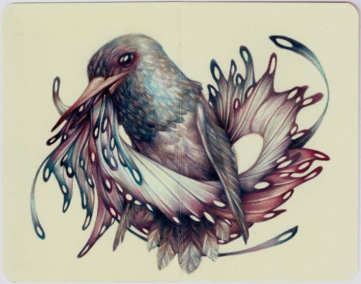 Marco Mazzoni illustration, made with colored pencils. #illustration #ilustración #drawing #dessin #dibujo