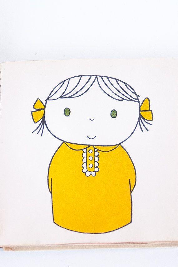 Dick Bruna Cinderella First Printing Book / Dick Bruna by Haus1215, $15.00