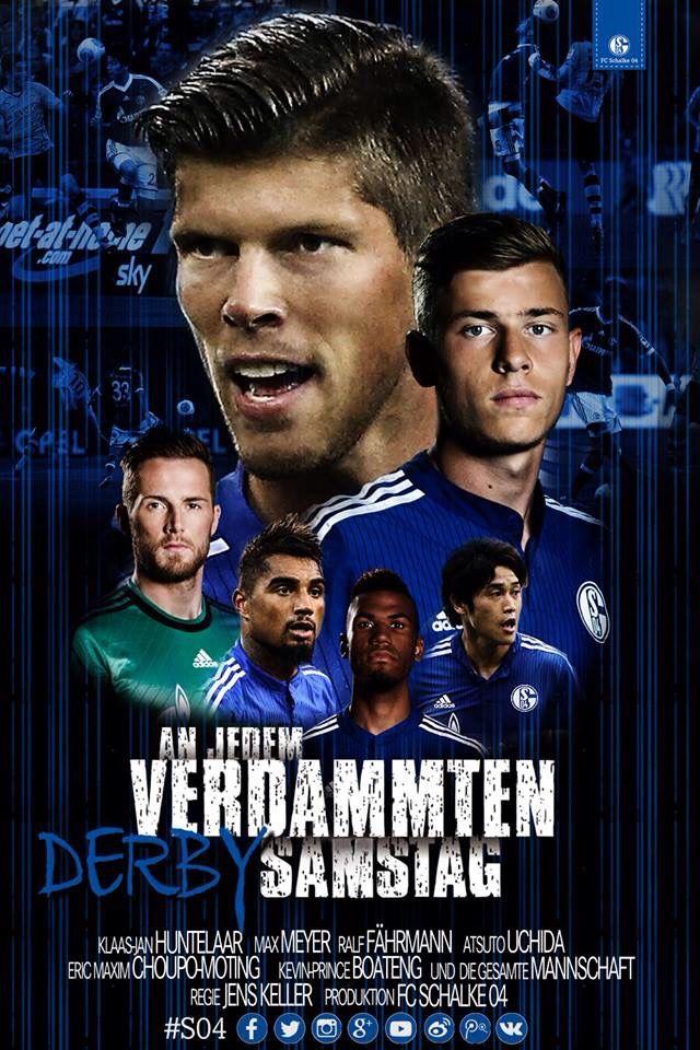 An jedem verdammten DerbySamstag - Schalke 04