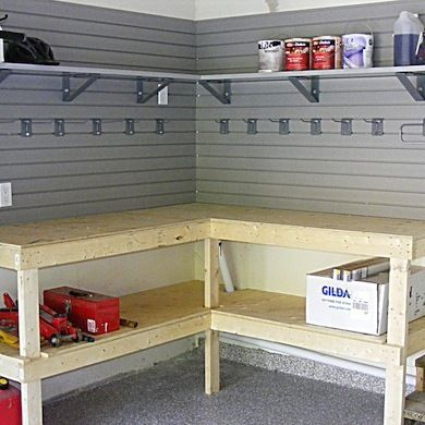 Workbench Plans Whether you're a woodworker, gardener, craft-a-holic, or avid DIYer, you need ...