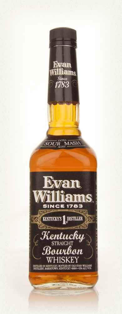 Review #35 Evan Williams Black Label http://ift.tt/2rLtSr1