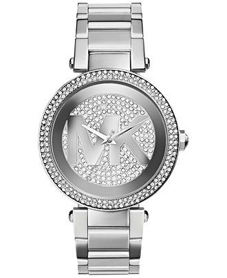 Michael Kors Women's Parker Stainless Steel Bracelet Watch 39mm MK5925 - For Her - Jewelry & Watches - Macy's