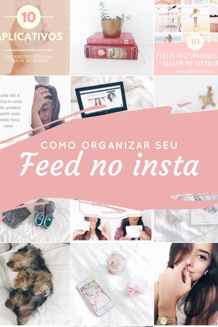 Como organizar o feed do instagram e deixar ele lindo? Neste post eu ensino como colocar um theme no seu feed, e como tirar fotos boas para o instagram!
