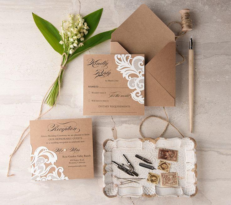 WEDDING INVITATIONS 01/LuctC/z