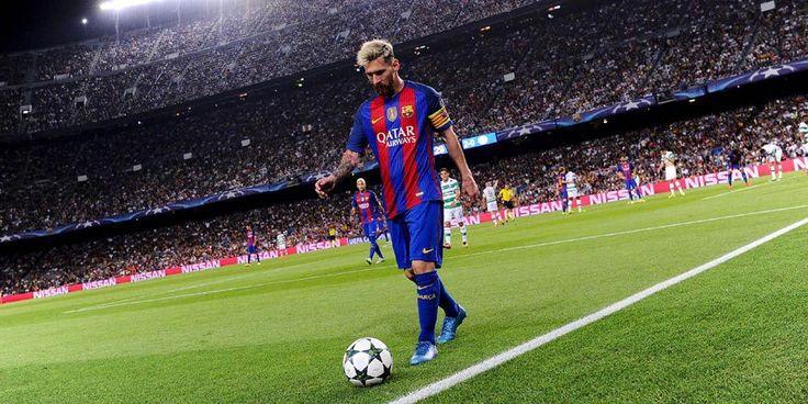 Lionel Messi Satu Hari Lagi - Bola.net