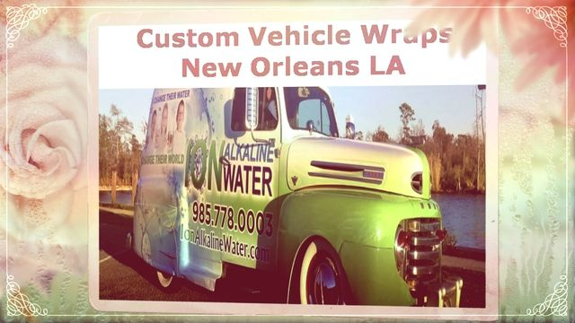 You can see our Video about Custom Vehicle Wraps New Orleans LA. New Orleans, LA vehicle wraps are one of the most cost-effective and noticeable.