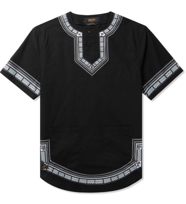 10.Deep Black DVSN Dashiki Shirt   HYPEBEAST Store. Shop Online for Men's Fashion, Streetwear, Sneakers, Accessories