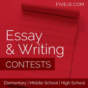 Middle school essay contest