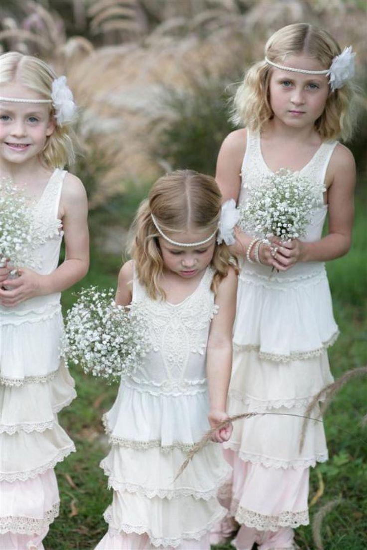 Palm Beach Wedding Dress : Best ideas about flapper flower girl on