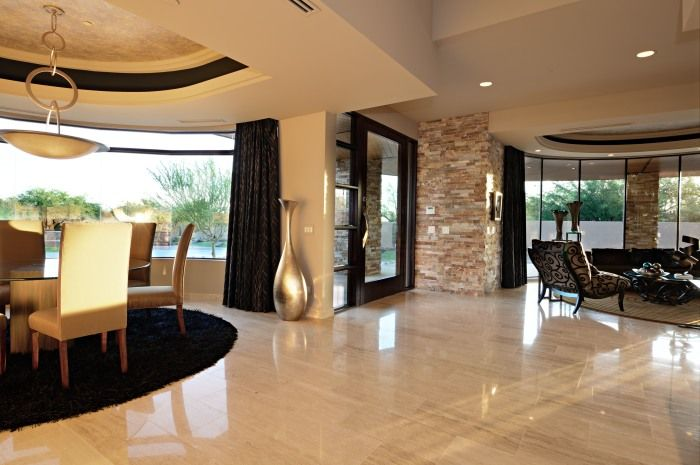 Travertine Tile Living Room Pictures Nakicphotography