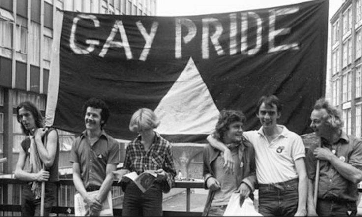 Gay liberation emerged in the 1960's and was representing the effort by gay men and lesbians to win political and economic rights and social acceptance. ---- retrieved from: www.reddit.com ----- @PaulOtto/#HIST152