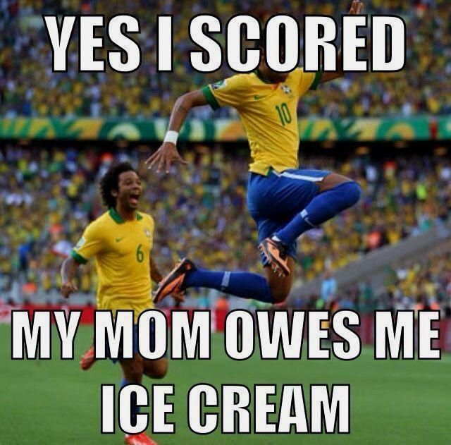 Tips And Tricks To Play A Great Game Of Football Soccer Jokes Funny Soccer Memes Soccer Funny