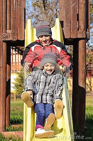 Download Kids Playing On Slide In Park Royalty Free Stock Images for free or as low as 0.69 lei. New users enjoy 60% OFF. 19,879,311 high-resolution stock photos and vector illustrations. Image: 35253349