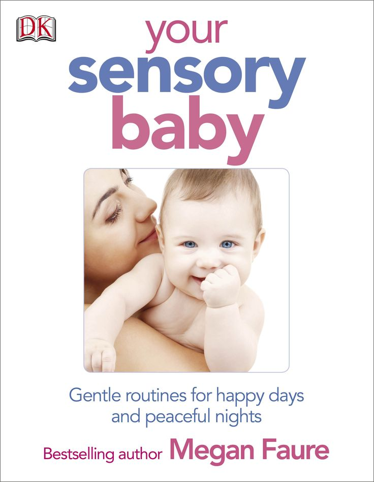 Your Sensory Baby reveals the four sensory personalities and how these match with a parents sensory personality.
