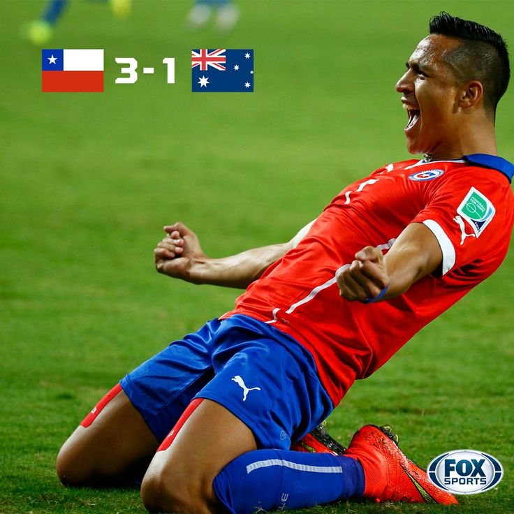 World Cup 2014: Group B :)