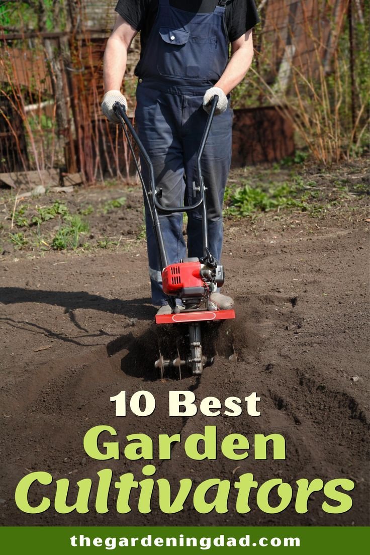 what are the best garden tillers