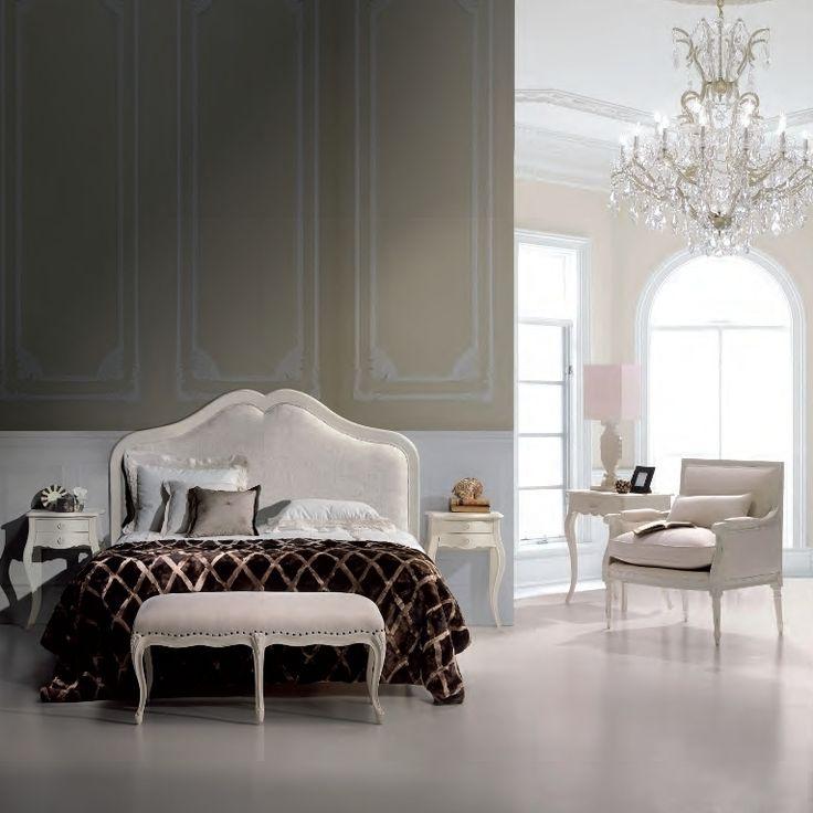 Dormitorio provenzal de matrimonio val thorens - Dormitorios estilo provenzal ...