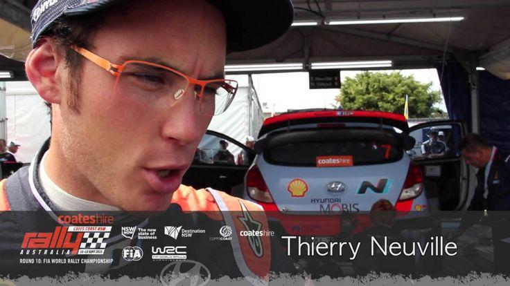 Driver quotes ahead of 2015 FIA WRC Rally Australia