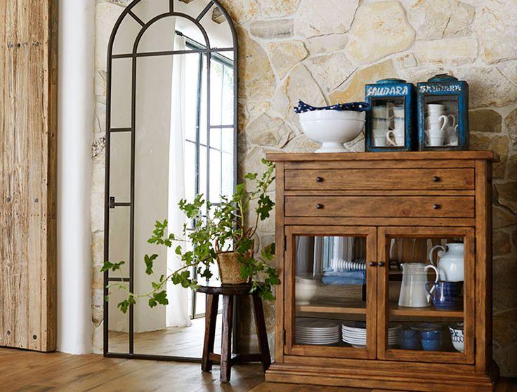 Classic American Dining Room Photo Gallery | Design Studio | Pottery Barn.  WandspiegelWohnzimmer ...