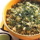 Mexicaanse groene rijst - recept - okoko recepten