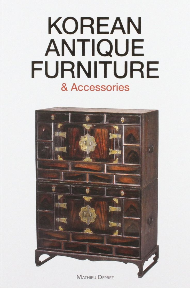 Korean antique furniture & accessories / / by Mathieu Deprez. Irvine, California : Seoul Selection, [2013] NK2673.6.A1 D47 2014