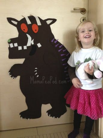 Wow Mama Pea Pod: {Gruffalo Birthday Party}