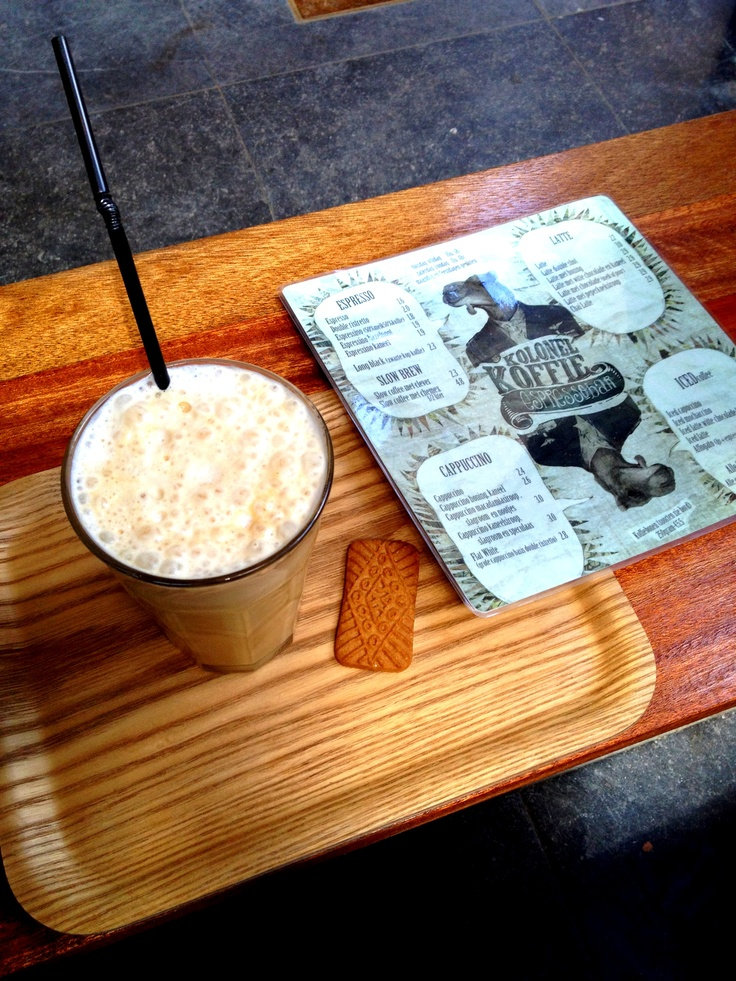 Antwerp: Kolonel Koffie