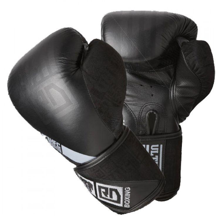 gants de boxe ultimate v3 noir RD boxing