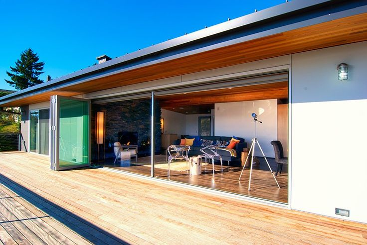 La Cantina Doors Patio Modern with Aluminum Products San Diego Movers