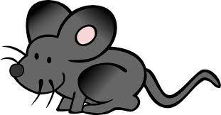 Resultado de imagen para imagenes de ratones animados