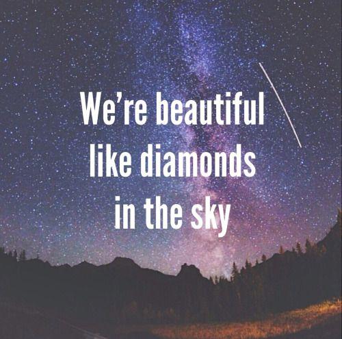 diamonds // rihanna