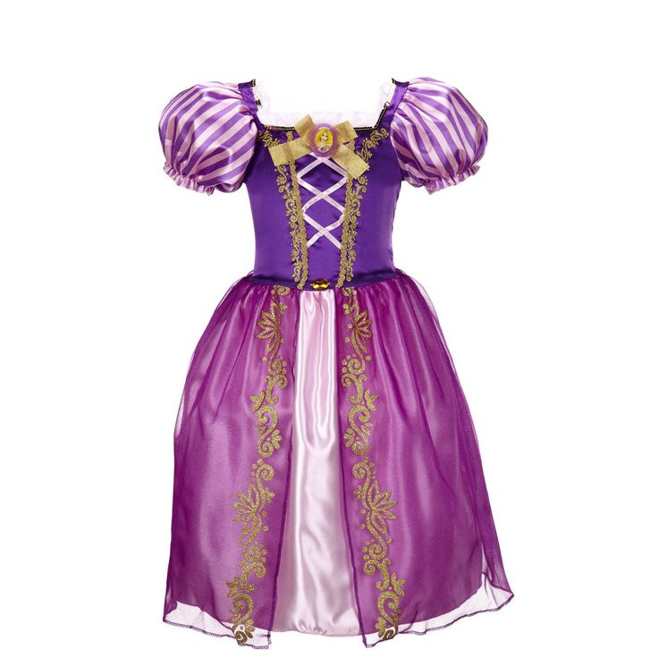 Princesse disney robe de raiponce bling ball rapunzel enrolados pinterest disney - Robe princesse disney adulte ...