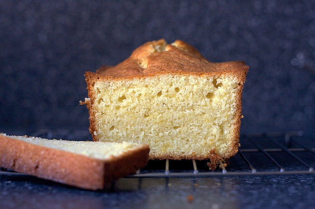 Lighter, Airy Pound Cake | Cakes, Muffins, Donuts | Pinterest