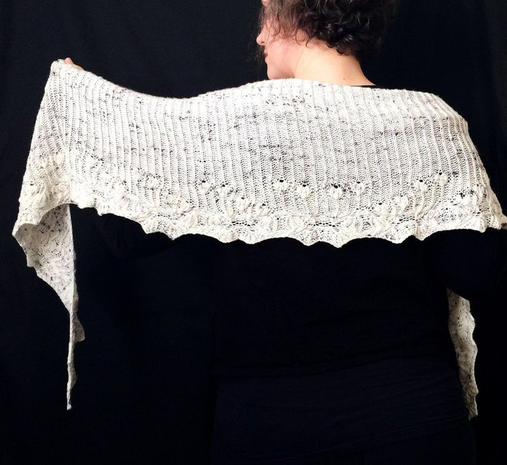 Princess Leia :: a rebel, a role model, an icon.On December 27, 2016, the world lost Carrie Fisher. This shawl was created as a tribute to her memory as Princess Leia from Star Wars.To the Lost Princess :: Rebel One is a crescent-shaped whimsical lace shawl inspired by Princess Leia from Star Wars, knit using the one-color brioche stitch. Stay tuned for Rebel Two, which will be the same shawl knit using the two-color brioche stitch.Skill level: Intermediate. Basic brioche skills are not…