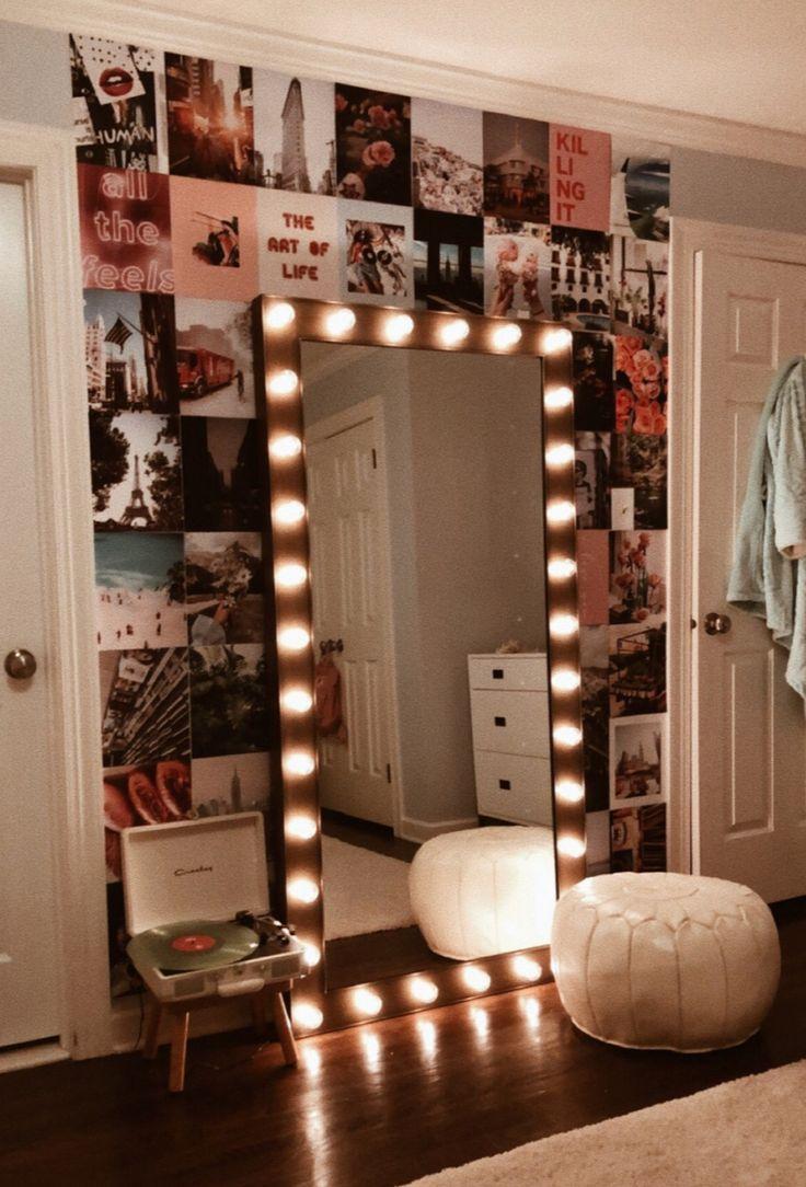 Decoração de espelho   – Haus