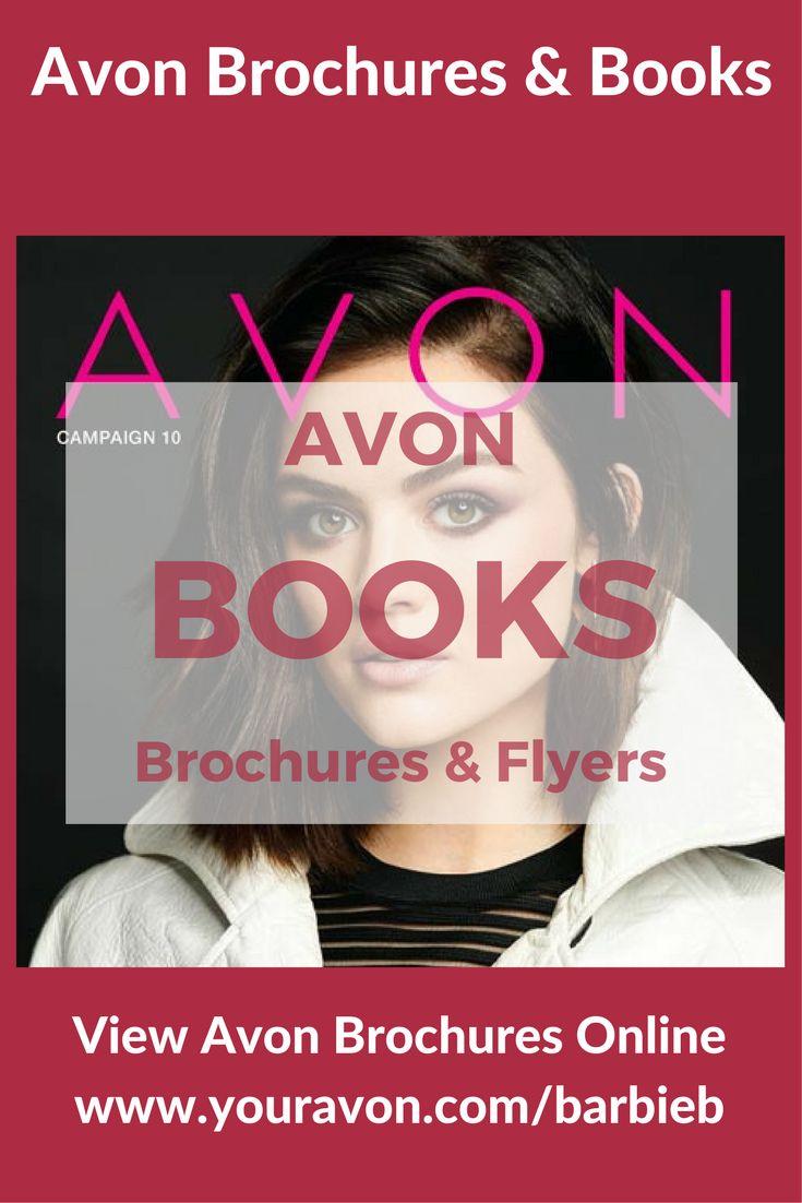 78 best Avon Brochures Online images on Pinterest Brochures