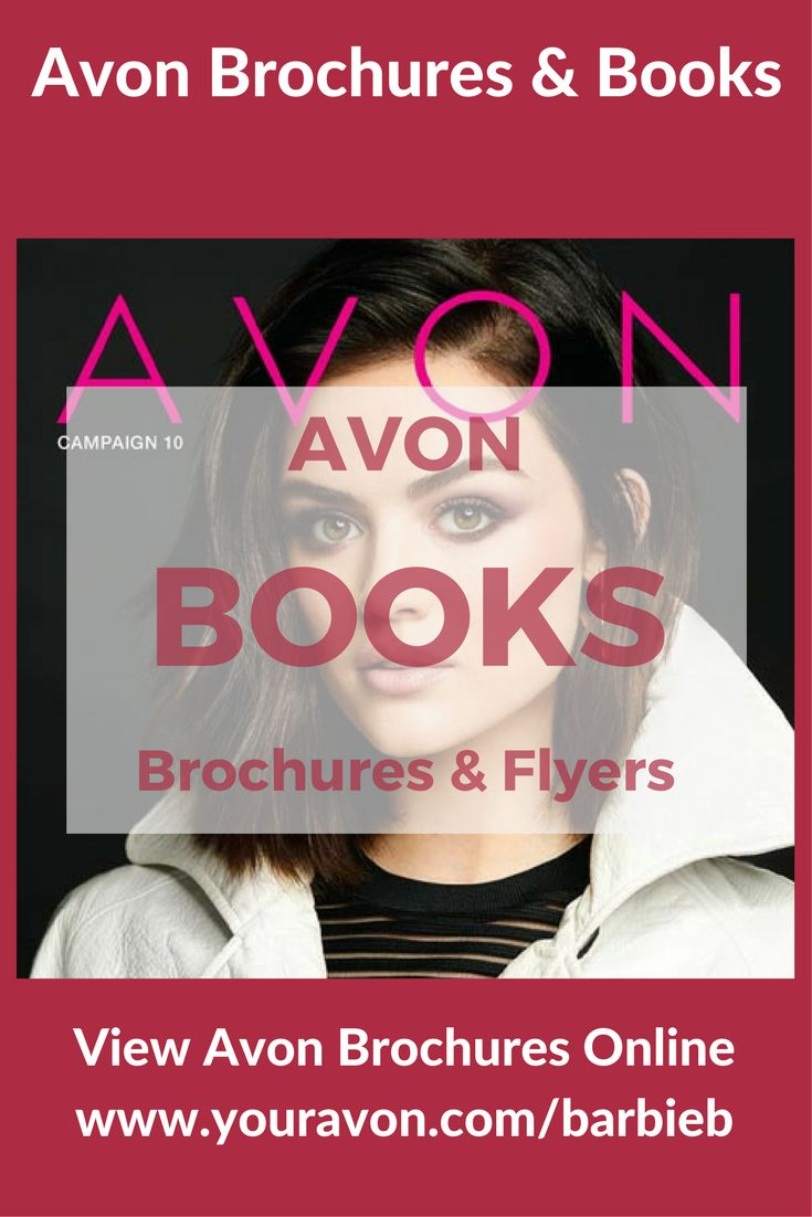 Mail order catalog home decor - View Avon Brochures Books Online Avon Brochures Avon Outlet Clearance Flyer