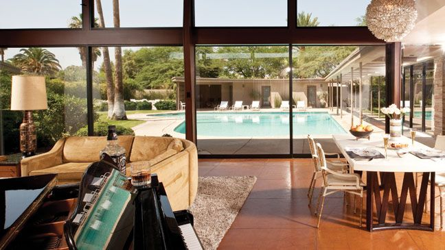 Coachella: How to Rent Famous Homes from Sinatra, Cher and Tony Curtis