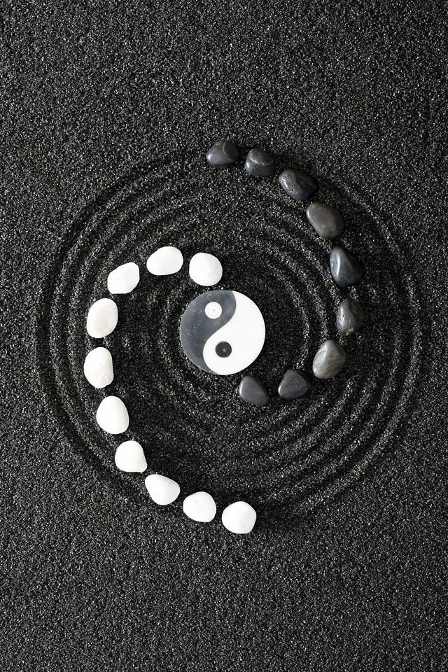 The yin and yang of love